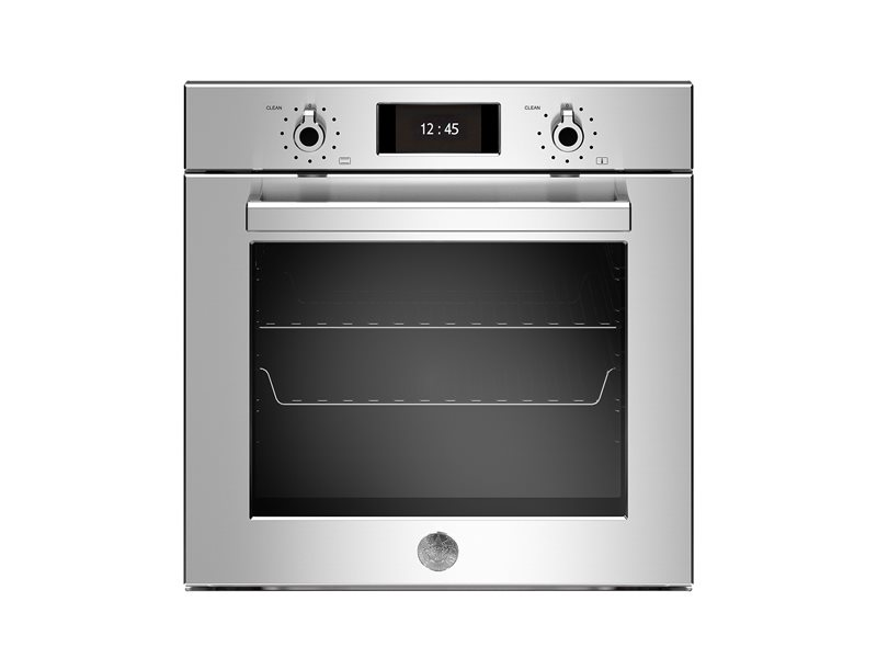60cm Electric Pyro Built-in Oven, TFT display | Bertazzoni - Roestvrijstaal