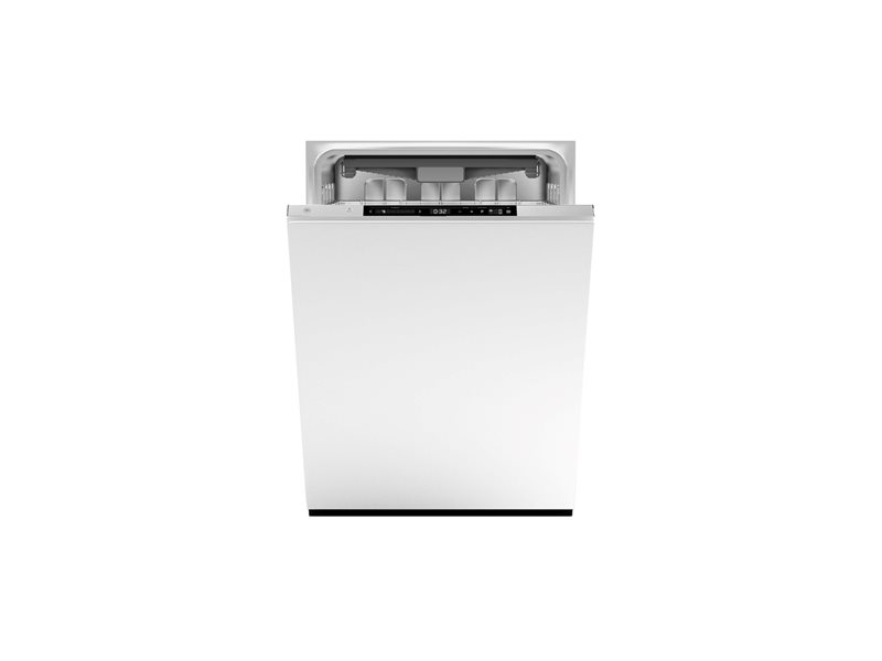 60cm Fully Integrated Dishwasher, Automatic Open Door | Bertazzoni - Roestvrijstaal