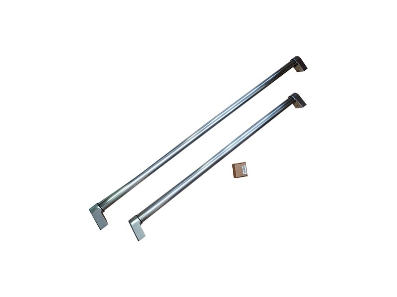 Master Series Handle Kit for 90cm Built-in refrigerator | Bertazzoni - Roestvrijstaal