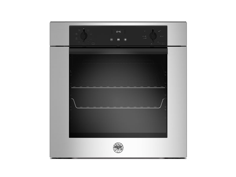 60cm Electric Built-in oven LED display | Bertazzoni - Roestvrijstaal